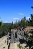Трубки лавы Стоковое Изображение RF