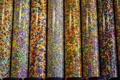 Трубки конфеты Стоковые Фотографии RF
