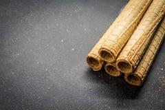 Трубки для cream тортов Стоковая Фотография