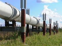 трубопровод Аляски Стоковое Изображение RF