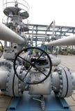 трубопровод оборудования Стоковые Фотографии RF