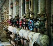 трубопровод цвета Стоковая Фотография RF