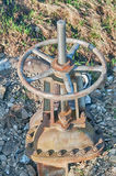 Трубопровод †нефтедобывающей промышленности « Стоковое фото RF