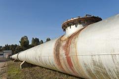 Трубопровод воды стоковые фотографии rf
