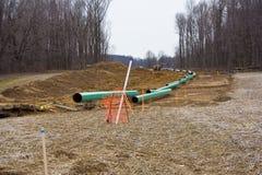 Трубопровод в Пенсильвании Стоковые Изображения RF