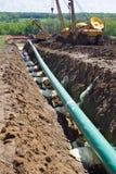 Трубопровод в Пенсильвании Стоковая Фотография RF