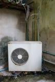 Трубопровод условия воздуха холодный Стоковая Фотография