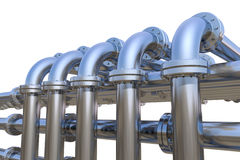 трубопровод Стоковые Изображения RF