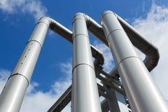 трубопровод стоковая фотография rf