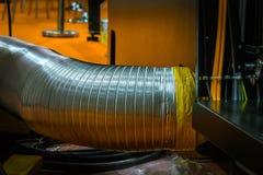 трубы вентилируя Стоковые Изображения RF