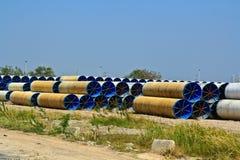Трубы водопровода стоковые изображения rf