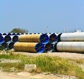 Трубы водопровода стоковая фотография