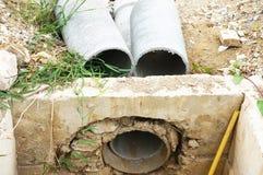 Трубы водопровода Стоковое Фото