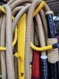 Трубы водопровода Nargile для продажи, Chora, Стамбул Стоковая Фотография RF