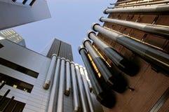 трубы зданий Стоковые Фото