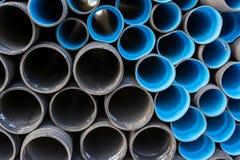 Трубы конструкции стоковое изображение