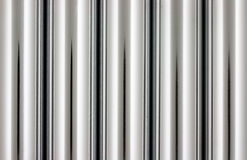 трубы крома Стоковое Фото