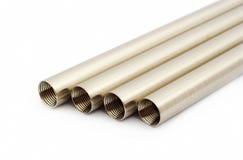 Трубы металла Стоковое фото RF