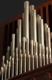трубы органа Стоковое фото RF