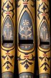 Трубы органа Стоковое Фото