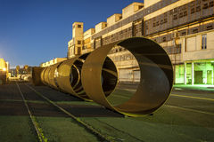 Трубы острова конематки Стоковые Изображения RF