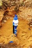 трубы паяя Стоковая Фотография RF