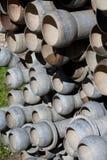 Трубы полива Стоковая Фотография