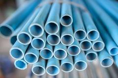 Трубы PVC Стоковое Изображение RF
