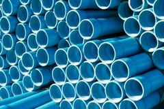 Трубы PVC Стоковые Фото