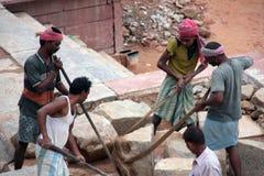 трудная деятельность людей Стоковая Фотография RF