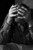 трудная жизнь Стоковая Фотография RF