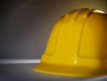 трудный шлем Стоковая Фотография
