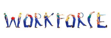трудовойый ресурс Стоковые Фотографии RF