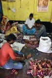 Трудовой народ Kolkata стоковое фото rf