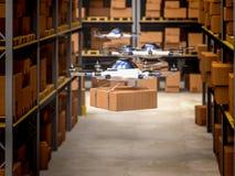 Трутень в складе стоковые фото