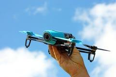 Трутень летания Стоковые Изображения RF