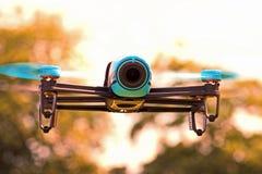Трутень летания Стоковое Фото