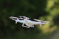 Трутень летания Стоковая Фотография RF