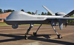 Трутень жнеца военновоздушной силы MQ-9 Стоковое Изображение