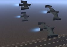 Трутень оружия (4) Стоковые Изображения RF