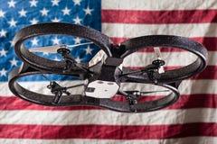Трутень шпионки США стоковое фото