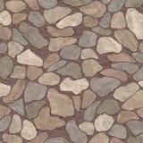 Трудная поверхность сухой стены сделанная каменного неровного дизайна текстуры грубой Стоковое Изображение RF