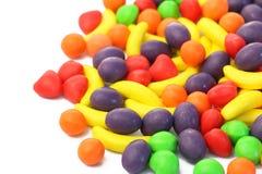 Трудные конфеты плодоовощ Стоковое Изображение