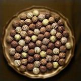 трюфеля шоколада Стоковое Изображение RF