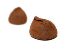 трюфеля шоколада 2 Стоковая Фотография RF