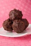 трюфеля шоколада Стоковая Фотография RF