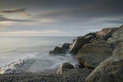 трясет море Стоковое фото RF