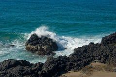 трясет море Стоковая Фотография RF