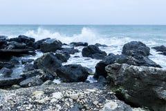 трясет море Стоковые Изображения RF