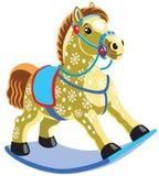 Тряся лошадь бесплатная иллюстрация